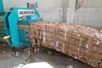 Hurda Kağıt Karton Ambalaj Atıkları